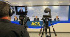 Florentino Pérez pide que empresas, instituciones y sociedad trabajen juntos para superar la crisis