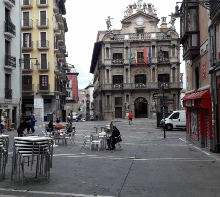 Navarra empeora sus indicadores después de 13 días de confinamiento y cierre de la hostelería