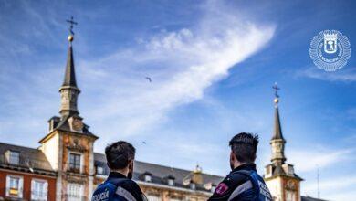 La Policía Municipal de Madrid revienta 400 fiestas en casas este fin de semana