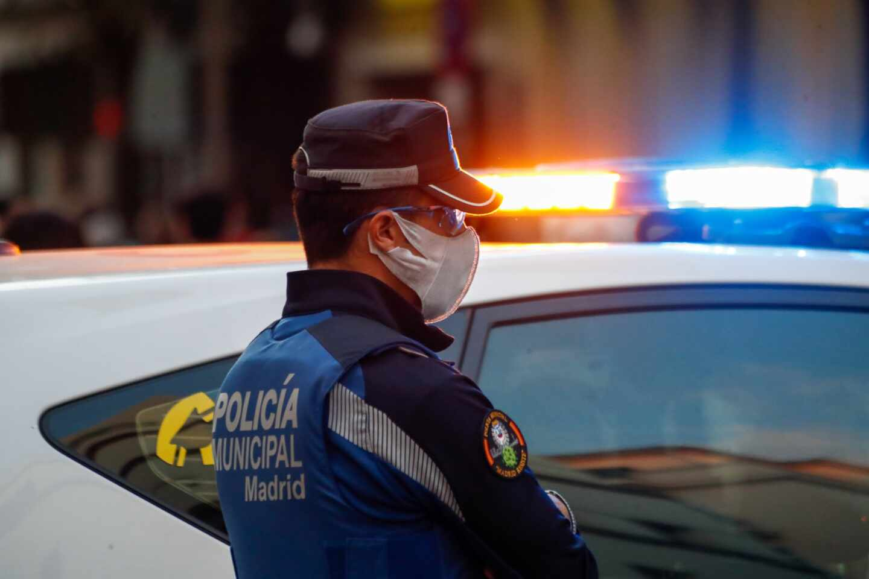 Tres detenidos por dar una paliza a dos camareros en la calle Montera de Madrid