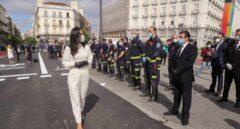"""Begoña Villacís critica a Adriana Lastra y la """"lucha partidista"""" del PSOE"""