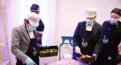 Fundación Mapfre, el Ayuntamiento de Madrid y Cesal repartirán 60.000 almuerzos en Villaverde