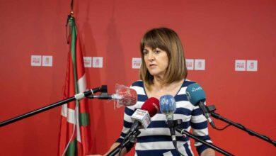 """Mendia se enteró """"por los medios"""" del pacto con Bildu horas después del ataque a su casa"""