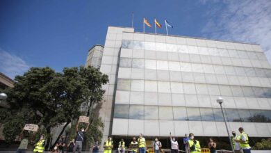 Los sindicatos temen disturbios en la reapertura de las oficinas del SEPE por el retraso de los pagos