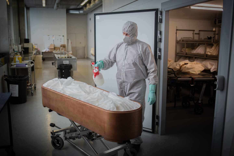 Imagen de un crematorio en Girona