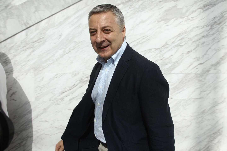 El ex ministro de Fomento y ex vicesecretario general del PSOE, José Blanco.