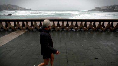 Lluvias y bajada de temperaturas: el tiempo para este martes