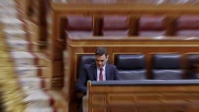 """Intercambio de golpes en el Congreso: de los """"antidemócratas"""" a las peticiones de dimisión"""