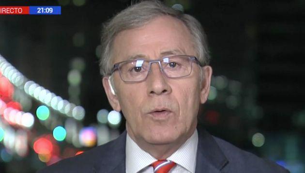 TVE prescinde de José Ramón Patterson, su histórico corresponsal en Bruselas