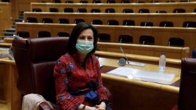 """Robles elude respaldar a Marlaska: """"No me corresponde valorar las decisiones del ministro del Interior """""""