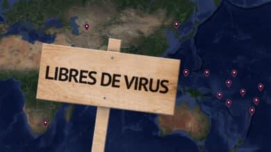Los países que dicen librarse del coronavirus