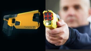 Pistolas sin 'munición': la Policía Nacional compró tan sólo dos cartuchos por 'Taser'