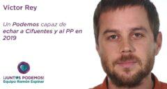 Un ex alto cargo de Podemos impulsa una empresa de encuestas para publicar en medios