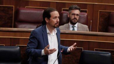 El 'caso Dina' llega al Congreso: PP y Cs piden la comparecencia urgente de Iglesias