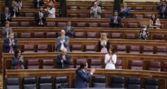 El Gobierno logra aprobar la renta mínima sin ningún voto en contra en el Congreso