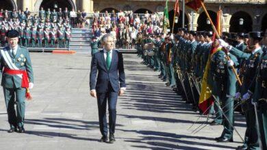 Marlaska cierra la crisis en la Guardia Civil con el nombramiento de cuatro generales