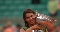 """Quince años del primer Roland Garros de Nadal: """"Tenía la inconsciencia de la juventud"""""""