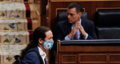 Iglesias exige a Sánchez estar en el equipo que decida el reparto del fondo europeo