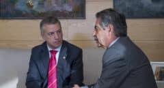 Urkullu-Revilla, pacto por el fin de la alarma en la cuarta 'provincia vasca'