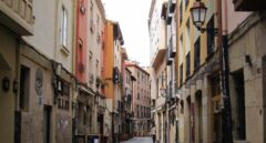 La famosa calle Laurel de Logroño reabre tres meses después como zona gastronómica segura