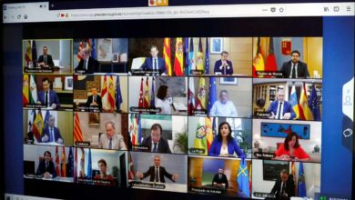 Los presidentes autonómicos se rebelan ante Sánchez por el desconcierto sobre la vuelta a clase