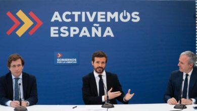 Casado ofrece a Sánchez acordar un plan jurídico para no recurrir de nuevo al estado de alarma si hay un rebrote