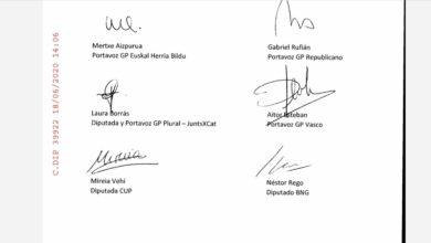Seis partidos se unen para solicitar investigar a Felipe González por los GAL