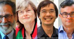 Los matemáticos Meyer, Daubechies, Tao y Candés, Premio Princesa de Asturias de Investigación Científica y Técnica