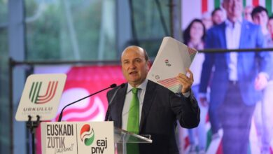 El PNV plantea pactar con España una relación confederal para antes de 2024
