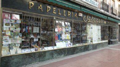 Madrid pierde otro pedazo de su historia: cierra Salazar, la papelería más antigua