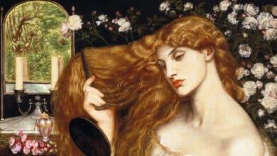 La construcción del mito de la 'femme fatale' plasmado en el arte del siglo XIX