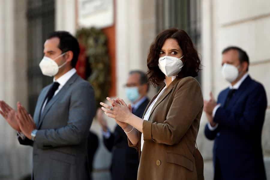 Sanidad se inclina por permitir a Madrid el cambio a la Fase 2 el próximo lunes