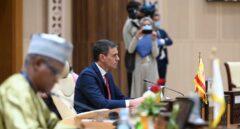 """Sánchez anuncia que España """"redoblará esfuerzos"""" en el Sahel para luchar contra la """"barbarie terrorista"""""""
