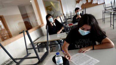 Celaá dice que intentarán mantener los colegios abiertos aunque haya rebrotes