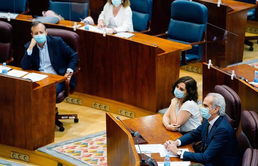 Asalto al poder de Madrid: Reyero, el hombre clave de la desestabilización