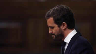 """Casado niega división y defiende """"un único PP"""" moderado para su llegada al Gobierno"""