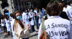 CSIF reclama la incorporación de 300.000 sanitarios en una década