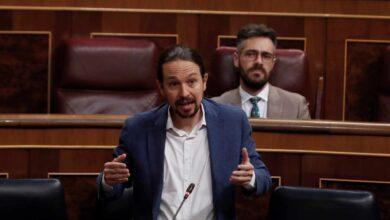 Vox denuncia a Iglesias, Bousselham, su abogada y al fiscal Stampa por los mensajes del 'caso Dina'