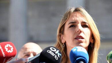 """Los Presupuestos abren otro 'fuego' en el PP: la """"sensatez"""" de Pastor frente al 'no' de Cayetana"""