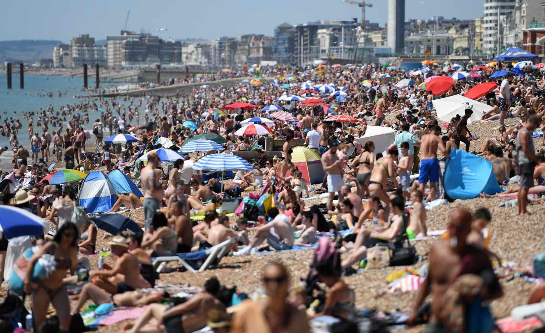 Reino Unido da libertad a sus ciudadanos para viajar a España a partir del 6 de julio