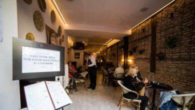 """El sector hostelero dice al Gobierno que """"batirá todos los récords"""" con el cierre de 65.000 establecimientos"""