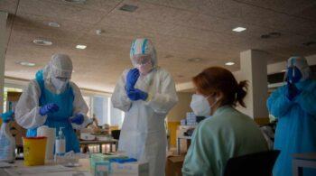 Así se organiza una residencia de ancianos para luchar contra el coronavirus