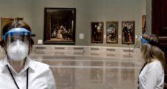 """El Prado """"para yonkies"""" o el 'Guernica' sin aglomeraciones: así abren los grandes museos de Madrid"""