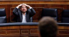 """Iglesias clama contra la """"traición"""" del PP a España: """"Son capaces de cualquier cosa"""""""