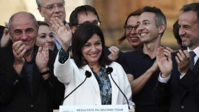 Francia da la espalda al partido del presidente Macron y abraza a los Verdes