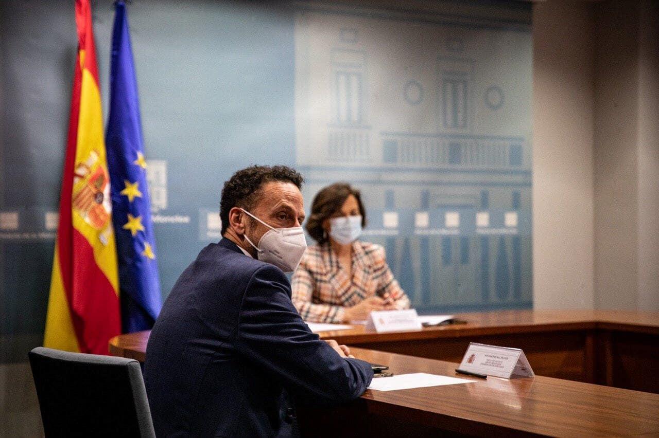 El Gobierno se reunirá con Cs este lunes para debatir medidas sobre la pandemia