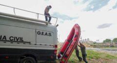 La Guardia Civil dejará este martes la búsqueda del cocodrilo por falta de indicios
