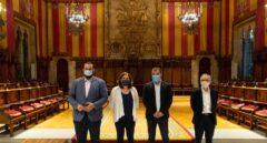 Colau rescata el 'plan Maragall' de la Barcelona de los cinco millones de habitantes