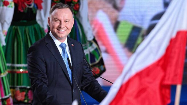 Polonia presidenciales Duda