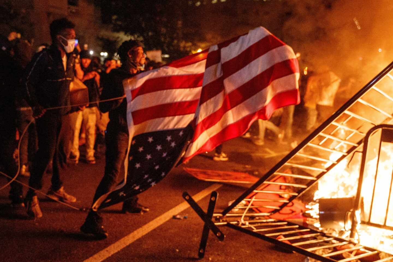 Disturbios EEUU racismo